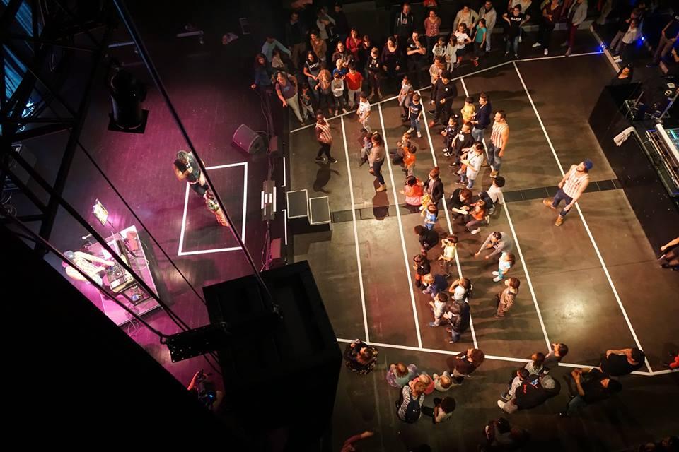 Samedi 5 octobre, c'est la journée jeune public d'Ellipse !