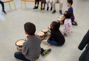 Deux parcours musicaux à l'école Buffon