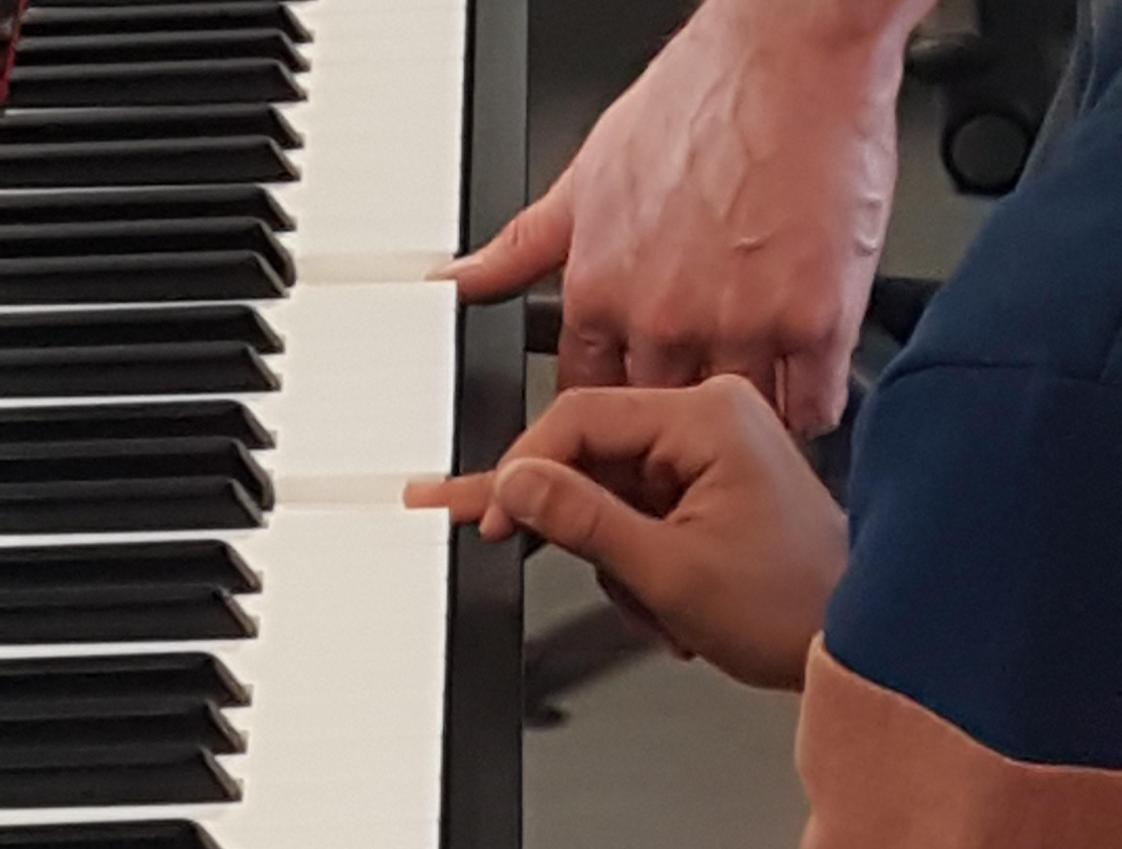 Le projet d'échanges européens en pédagogie musicale se dessine